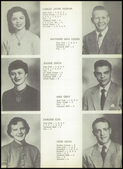 Page 11, 1953 Edition, Darlington High School - Chief Yearbook (Darlington, IN) online yearbook collection