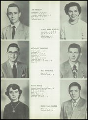 Page 12, 1953 Edition, Darlington High School - Chief Yearbook (Darlington, IN) online yearbook collection