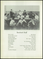 Page 8, 1953 Edition, Darlington High School - Chief Yearbook (Darlington, IN) online yearbook collection