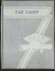 1955 Edition, Darlington High School - Chief Yearbook (Darlington, IN)