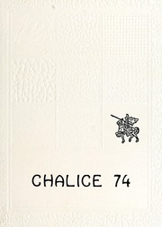 1974 Edition, Greenon High School - Chalice Yearbook (Springfield, OH)