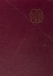 1909 Edition, Wapakoneta High School - Retro Yearbook (Wapakoneta, OH)