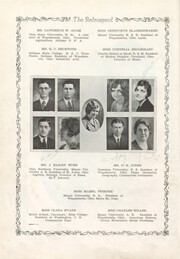 Page 12, 1931 Edition, Wapakoneta High School - Retrospect Yearbook (Wapakoneta, OH) online yearbook collection
