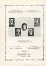 Page 14, 1931 Edition, Wapakoneta High School - Retrospect Yearbook (Wapakoneta, OH) online yearbook collection