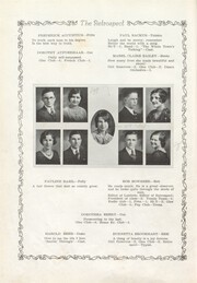 Page 16, 1931 Edition, Wapakoneta High School - Retrospect Yearbook (Wapakoneta, OH) online yearbook collection