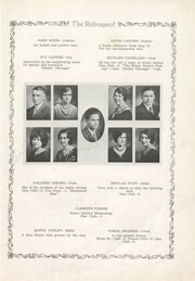 Page 17, 1931 Edition, Wapakoneta High School - Retrospect Yearbook (Wapakoneta, OH) online yearbook collection