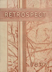 Page 1, 1937 Edition, Wapakoneta High School - Retrospect Yearbook (Wapakoneta, OH) online yearbook collection