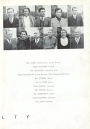 Page 17, 1937 Edition, Wapakoneta High School - Retrospect Yearbook (Wapakoneta, OH) online yearbook collection