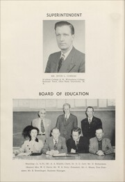 Page 12, 1951 Edition, Wapakoneta High School - Retrospect Yearbook (Wapakoneta, OH) online yearbook collection