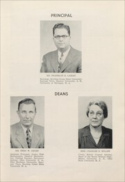 Page 13, 1951 Edition, Wapakoneta High School - Retrospect Yearbook (Wapakoneta, OH) online yearbook collection