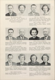 Page 14, 1951 Edition, Wapakoneta High School - Retrospect Yearbook (Wapakoneta, OH) online yearbook collection