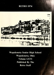 Page 5, 1974 Edition, Wapakoneta High School - Retro Yearbook (Wapakoneta, OH) online yearbook collection