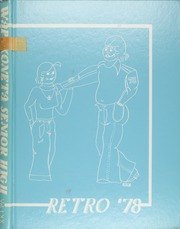1978 Edition, Wapakoneta High School - Retro Yearbook (Wapakoneta, OH)