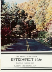 Page 5, 1986 Edition, Tallulah Falls School - Retrospect Yearbook (Tallulah Falls, GA) online yearbook collection