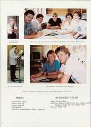 Page 6, 1986 Edition, Tallulah Falls School - Retrospect Yearbook (Tallulah Falls, GA) online yearbook collection