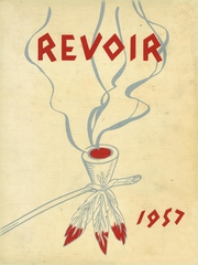 1957 Edition, Oak Park High School - Revoir Yearbook (Oak Park, MI)