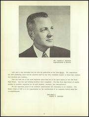 Page 10, 1958 Edition, Oak Park High School - Revoir Yearbook (Oak Park, MI) online yearbook collection
