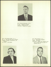 Page 12, 1958 Edition, Oak Park High School - Revoir Yearbook (Oak Park, MI) online yearbook collection