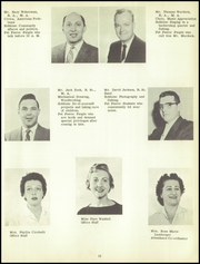 Page 17, 1958 Edition, Oak Park High School - Revoir Yearbook (Oak Park, MI) online yearbook collection