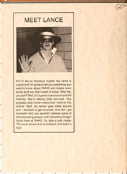 Page 2, 1985 Edition, Richmond Heights High School - Yearbook (Richmond Heights, OH) online yearbook collection