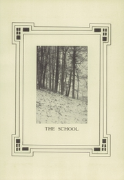 Page 11, 1929 Edition, Riverdale High School - Riverian Yearbook (St Joe, IN) online yearbook collection