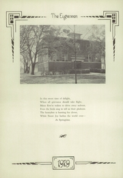 Page 12, 1929 Edition, Riverdale High School - Riverian Yearbook (St Joe, IN) online yearbook collection