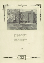 Page 13, 1929 Edition, Riverdale High School - Riverian Yearbook (St Joe, IN) online yearbook collection