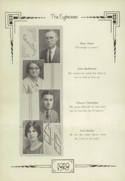 Page 16, 1929 Edition, Riverdale High School - Riverian Yearbook (St Joe, IN) online yearbook collection