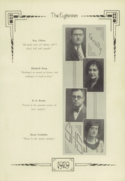 Page 17, 1929 Edition, Riverdale High School - Riverian Yearbook (St Joe, IN) online yearbook collection