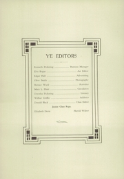 Page 6, 1929 Edition, Riverdale High School - Riverian Yearbook (St Joe, IN) online yearbook collection