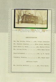 Page 11, 1936 Edition, Riverdale High School - Riverian Yearbook (St Joe, IN) online yearbook collection