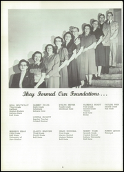 Page 10, 1953 Edition, Riverdale High School - Riverian Yearbook (St Joe, IN) online yearbook collection