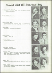 Page 15, 1953 Edition, Riverdale High School - Riverian Yearbook (St Joe, IN) online yearbook collection