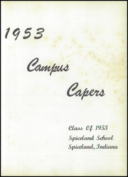 Page 5, 1953 Edition, Riverdale High School - Riverian Yearbook (St Joe, IN) online yearbook collection