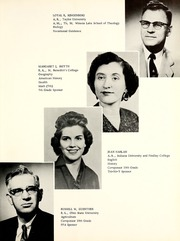 Page 13, 1958 Edition, Riverdale High School - Riverian Yearbook (St Joe, IN) online yearbook collection