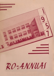 Roann High School - Ro Annual Yearbook (Roann, IN) online yearbook collection, 1957 Edition, Page 1