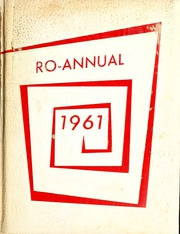 Roann High School - Ro Annual Yearbook (Roann, IN) online yearbook collection, 1961 Edition, Page 1