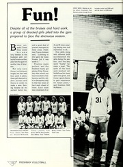 Page 136, 1987 Edition, Charles M Russell High School - Russellog Yearbook (Great Falls, MT) online yearbook collection