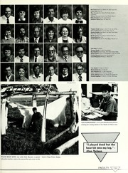Page 143, 1987 Edition, Charles M Russell High School - Russellog Yearbook (Great Falls, MT) online yearbook collection