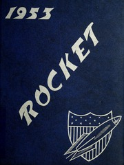 1953 Edition, Van Del High School - Rocket Yearbook (Van Wert, OH)