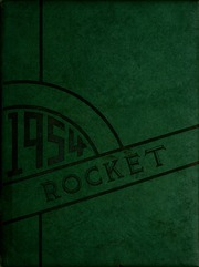 1954 Edition, Van Del High School - Rocket Yearbook (Van Wert, OH)