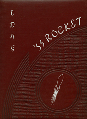 1955 Edition, Van Del High School - Rocket Yearbook (Van Wert, OH)