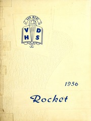 1956 Edition, Van Del High School - Rocket Yearbook (Van Wert, OH)