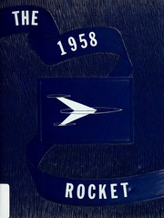 1958 Edition, Van Del High School - Rocket Yearbook (Van Wert, OH)