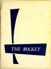 1959 Edition, Van Del High School - Rocket Yearbook (Van Wert, OH)