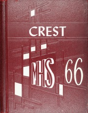 Page 1, 1966 Edition, MacArthur High School - Crest Yearbook (Irving, TX) online yearbook collection