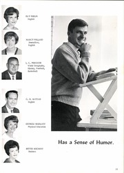 Page 15, 1966 Edition, MacArthur High School - Crest Yearbook (Irving, TX) online yearbook collection