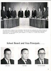 Page 9, 1966 Edition, MacArthur High School - Crest Yearbook (Irving, TX) online yearbook collection