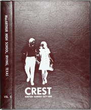 Page 1, 1969 Edition, MacArthur High School - Crest Yearbook (Irving, TX) online yearbook collection
