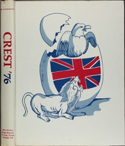 1976 Edition, MacArthur High School - Crest Yearbook (Irving, TX)
